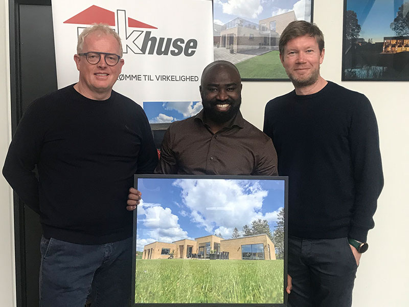 MK Huse - byggefirma i Viborg