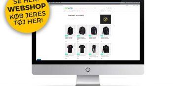 Shop talenttøj online
